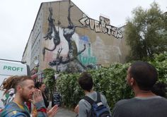 Alternative Stadtführung - Berlin's graffiti & street art culture
