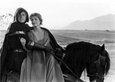 Ladyhawke - also starring Michelle Pfeiffer in one of her first roles.