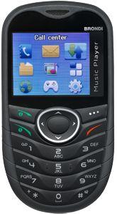 Brondi Dual Sim Phone.  Jolly