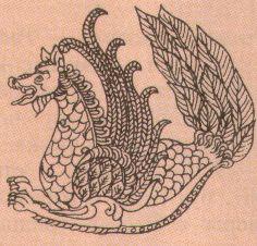 Senmurv В исламе собака - существо презираемое и отверженное. Собаку называют наджаса, что переводиться как грязное животное.  Не смотря на все эти запреты в Иране - стране мусульманской существует предание, что на Древе Всех Семян сидит Сенмурв, священный пес Ахурамазды, покровитель зародышей и всходов. Он изображается крылатым и покрытым рыбьей чешуей, что символизирует господство в трех стихиях - в воздухе, на земле и воде.