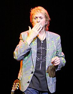 Jon Anderson of Yes...