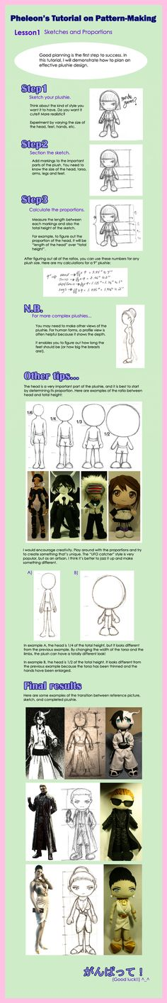 How to make patterns- Lesson 1 by *pheleon on deviantART
