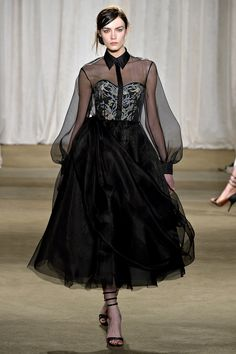 Marchesa Fall 2013 RTW - Review - Fashion Week - Runway, Fashion Shows and Collections - Vogue