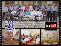 Superiors of Vincentian Foreign Missions share stories about their missions, people and ministry. Watch them in the playlist on our YouTube channel #GospelJoyCM #VincentianMissions #famvin https://www.youtube.com/playlist?list=PLoEn20_WqDMsnwWd6CkOJDzVw1RyYDH3e