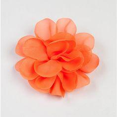 Chiffon Bloom Hair Flower
