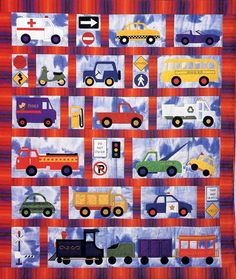 - Around Town Quilt Pattern - at The Virginia Quilter