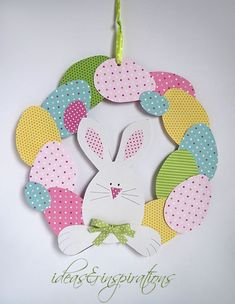90+ Easter Crafts that are Hippity Hoppity Happy - Hike n Dip
