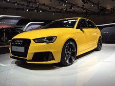 Audi RS 3 Sportback @audimiddleeast