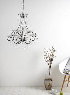 Penelope 10 light Chandelier - shop by brand - Home, Lighting & Furniture - BHS