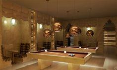 Interior Design Lounge ~ beautiful home interiors
