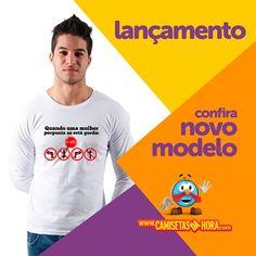 Camiseta Sem saida : Quando uma mulher pergunta se está gorda.... #Camisetasemsaida #lançamento http://www.camisetasdahora.com/p-4-109…/Camiseta---Sem-saida | camisetasdahora