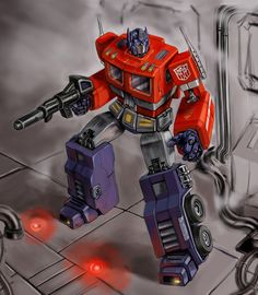 ok, so i finally did a prime pic of the colored paper. i went with gray because i wanted to blue and the red of prime to stand out and i could only get that with this color of gray paper. transform...