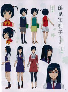 /Tsurumi Chiriko/#1685421 - Zerochan | Ano Hana | A-1 Pictures