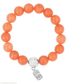 Jewelry Box by Silpada Designs   Bracelets   Confection Stretch Bracelet (Melon)