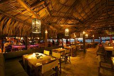Die beste Strandbar auf Curacao