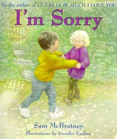 """I'm Sorry: Sam McBratney, Jennifer Eachus: Having a best friend makes life so much better. but even best friends fight, and when that happens, """"I'm sorry"""" is the hardest thing to say. Fight With Best Friend, Best Friend Love, Teaching Social Skills, Teaching Kids, Im Sorry, Social Issues, Social Work, I Love Books"""