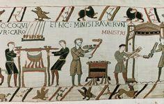 Un kebab dans la Tapisserie de Bayeux ?
