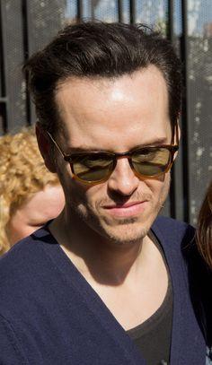 Andrew Scott (after Birdland, 03 May 2014)