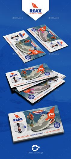 Sport Shop Billboard Templates - Corporate #Business #Cards Download here: https://graphicriver.net/item/sport-shop-billboard-templates/19505953?ref=alena994
