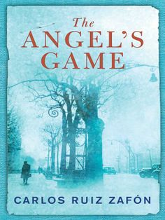 Carlos Ruiz Zafon - The Angel's Game. Every his book is DEFINITELY worth reading! Every his book is absolutely amazing!!!