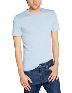 Homme Graphic Set-in Neck T-Shirt Manches Courtes, Bleu (Dress Blues), SmallLevi's