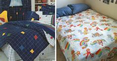 Bedding All 80's Kids Wanted In Their Bedroom