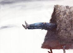 Une sélection du travail de peinture et illustratif de l'artiste russeMikhail Vyrtsev.