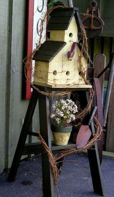 Построить сам дом птица - DIY инструкции и 40 идей для вас