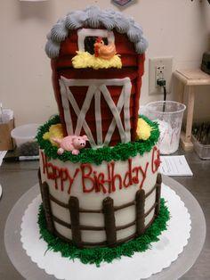 Barn Yard Cake Creative Kitchen Ft. Smith AR