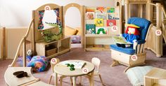 A playroom that I wish for