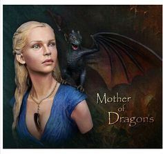 1/10 Scale Models A Song of Ice and Fire Dragon Resin Bust Model Free Shipping