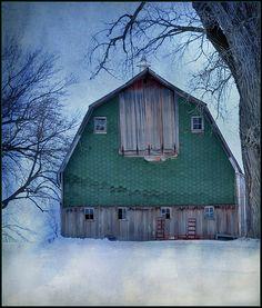 Irish Barn - Iowa