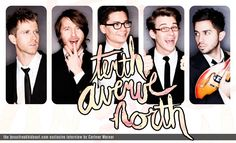 Tenth Avenue North Interview, Tenth Avenue North 2012, Jeff Owen ...