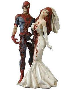 zombie spiderman :)))))))