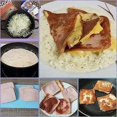 "Gefällt 1 Mal, 1 Kommentare - visual recipe step by step (@cookingwithm.e) auf Instagram: ""#Rahmkohlrabi mit gefülltem #Leberkäse. --------------- #Kohlrabi #Frischkäse #Sahne #Fleischkäse…"""