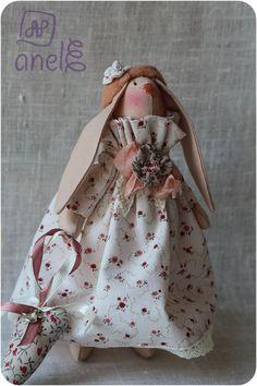 Зайка на день ангела  Год рождения: июль 2015г.