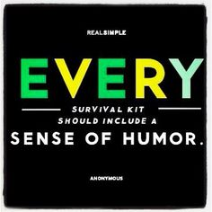 Laugh...everyday!