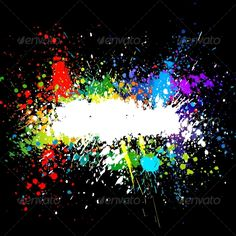 Realistic Graphic DOWNLOAD (.ai, .psd) :: http://jquery.re/pinterest-itmid-1000081561i.html ... Color paint splashes. Gradient vector background ...  background, banner, blank, business, card, colorfull, gradient, graffiti, graphic, grunge, illustration, splat, spray, template  ... Realistic Photo Graphic Print Obejct Business Web Elements Illustration Design Templates ... DOWNLOAD :: http://jquery.re/pinterest-itmid-1000081561i.html