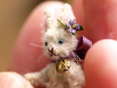 hand sewn bunny