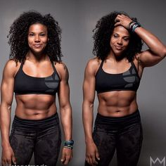 "georgetowngman: "" Elisabeth Akinwale is a four-time CrossFit Games athlete with two North Central Regional Championship titles. Having 20 Regional and Games event victories to her name, Elisabeth has. Fitness Inspiration, Body Inspiration, Black Fitness, Body Fitness, Fitness Tips, Female Fitness, Fitness Quotes, Bodybuilder, Crossfit Body"