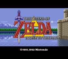 Zelda - A Link to the Past ROM Download for Super Nintendo / SNES - CoolROM.com