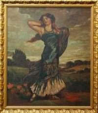 Andor Dudits (Hungarian 1886-1944)