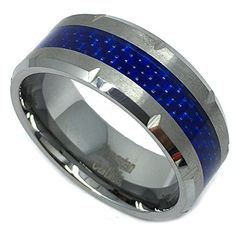 10mm Tungsten Carbide Wedding Band Ring for Him or Her Be... https://www.amazon.com/dp/B01G4FI0ME/ref=cm_sw_r_pi_dp_H6xFxbEB213WK