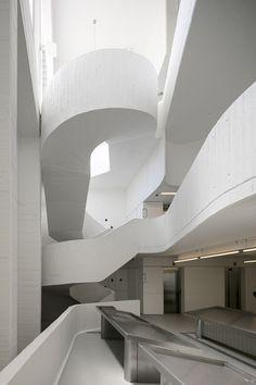 Gallery - Abrantes Municipal Market / ARX Portugal - 3