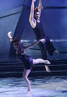 """The dance that started my SYTYCD obsession... Mia Michael's contemproary to Elisa's """"Dancing"""". Danced by Lacey and Kameron. S3"""