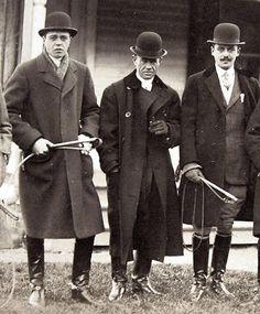 Millbrook Hunt: Bryce Wing, David Sloan, Harvey Ladew, Millbrook, NY.