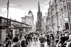 https://flic.kr/p/K2aXz3 | stunning scotland | edinburgh royal mile