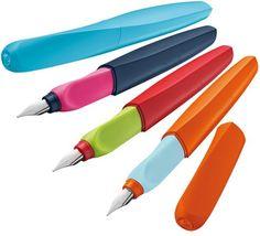 Pelikan Twist Fountain pen with Eradicator