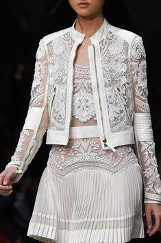 Roberto Cavalli Fashion Show Details