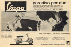 Vespa. Classic style and simple elegance. #madeinitaly
